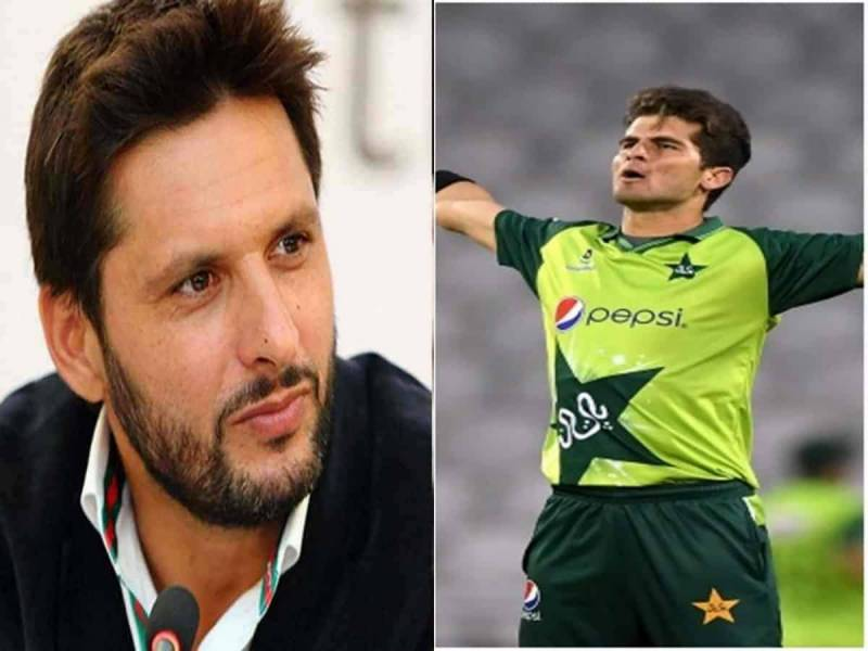Afridi to Afridi: Get well soon