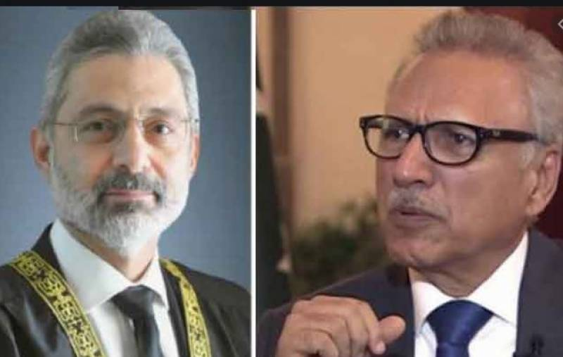 Govt move to open new front against Justice Qazi Faez Isa failed