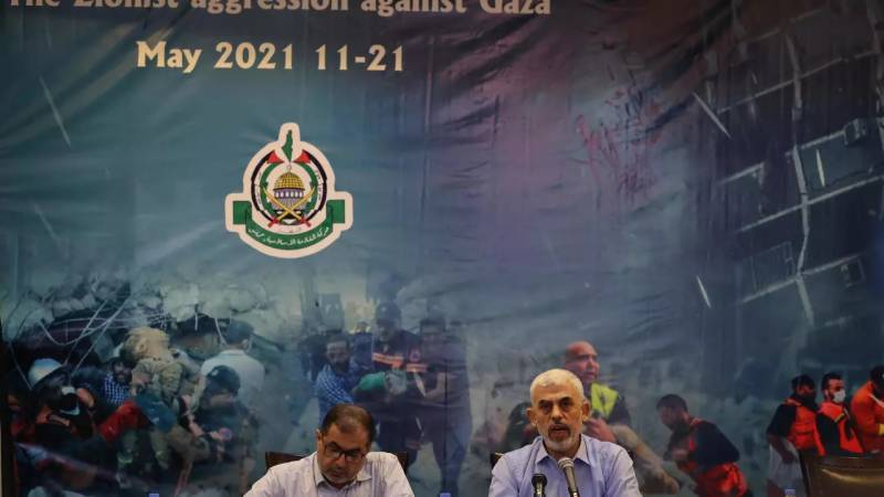 Hamas says won't touch 'cent' of aid to rebuild Gaza