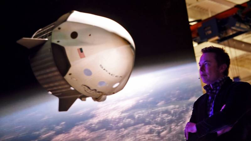 Competitor fears Musk's SpaceX could 'monopolise' space