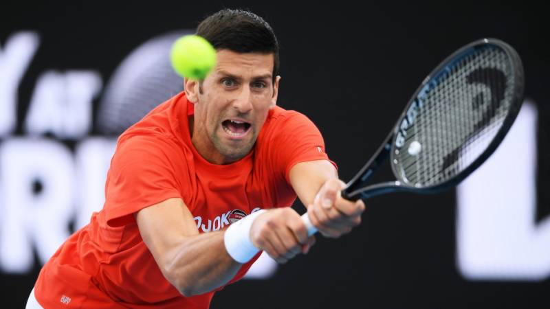 Djokovic will play Olympics only if fans allowed