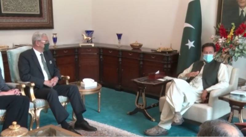 PM lauds PGA role in raising Palestine issue in meeting with UNGA President
