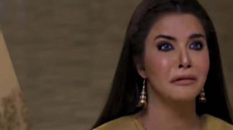 When Nida Yasir's show turned into a HORROR show!