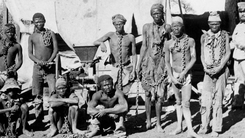 Germany admits Namibia genocide, but critics want more