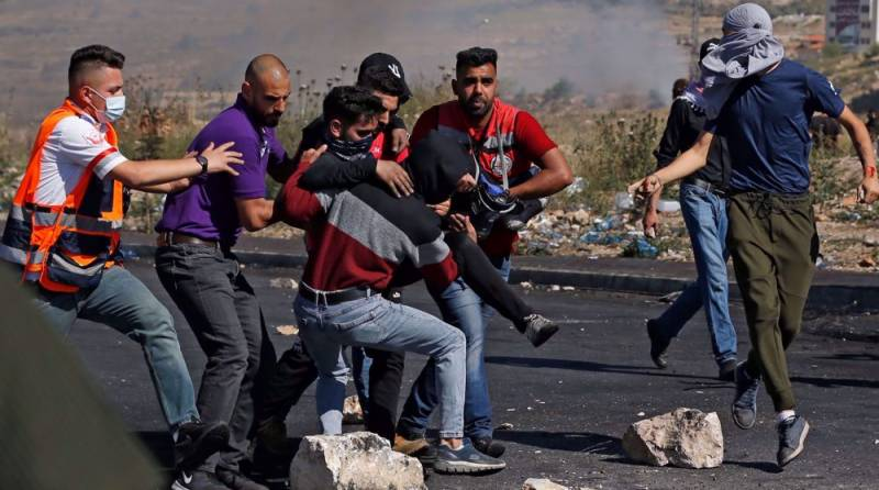 Israeli forces kill Palestinian in West Bank: health ministry