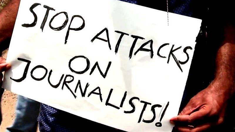 Journalist assaulted by police in Haripur