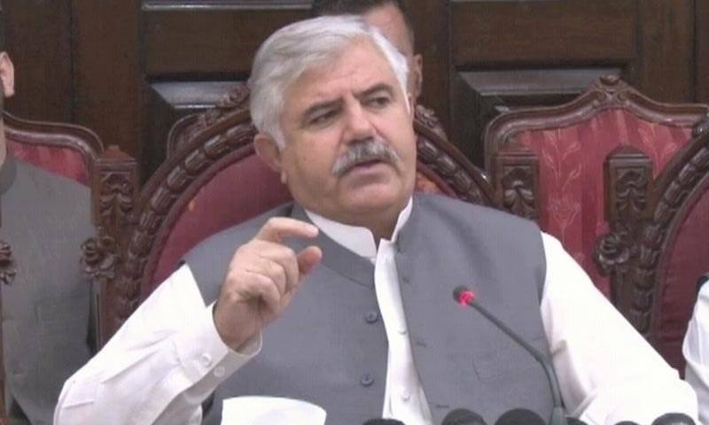 KP CM to withdraw one minister over unconstitutional appointment