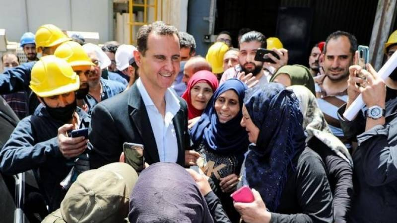 What next for Syria's Assad as new mandate begins?