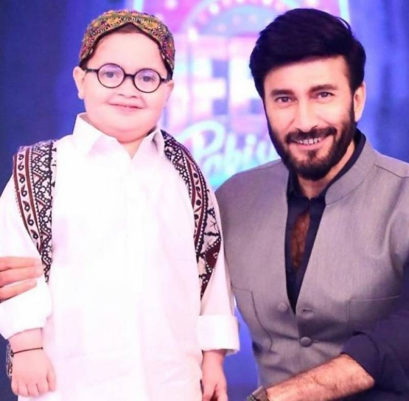 Actor Aijaz Aslam will not tolerate any hate coming in Ahmed Shah's way