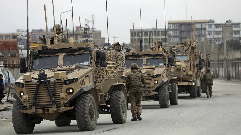 Britain to accelerate relocation for Afghan staff