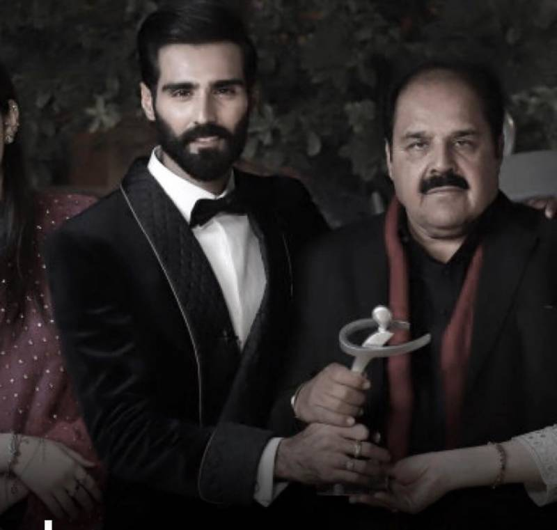 Devastated Hasnain Lehri shares heart-wrenching note for his late father