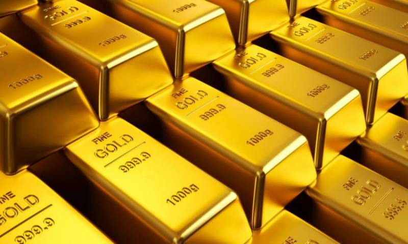 Gold prices increase, silver prices remain stable
