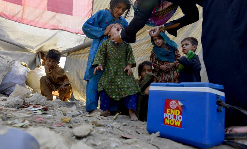 Lahore all set to join list of polio-free cities