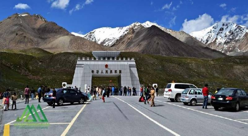 Pak-China border reopens with strict SOPs