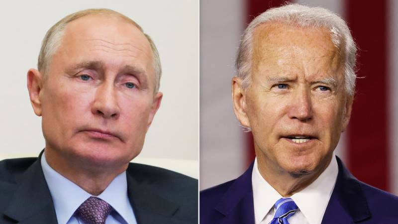 Putin ready to discuss rights in Russia, US with Biden: Moscow