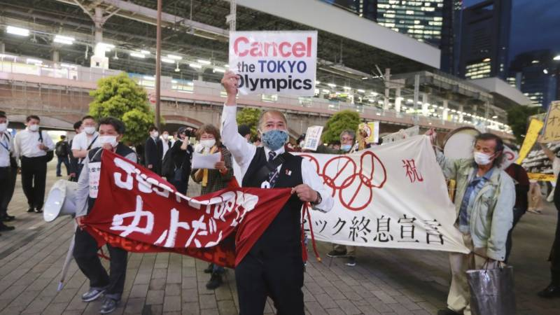Tokyo Olympics fans to need vaccination or virus test: report