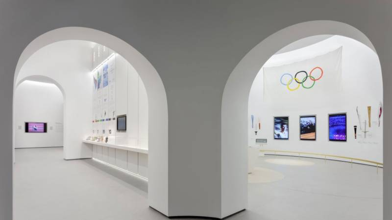 Athens opens Olympics museum ahead of Tokyo Games