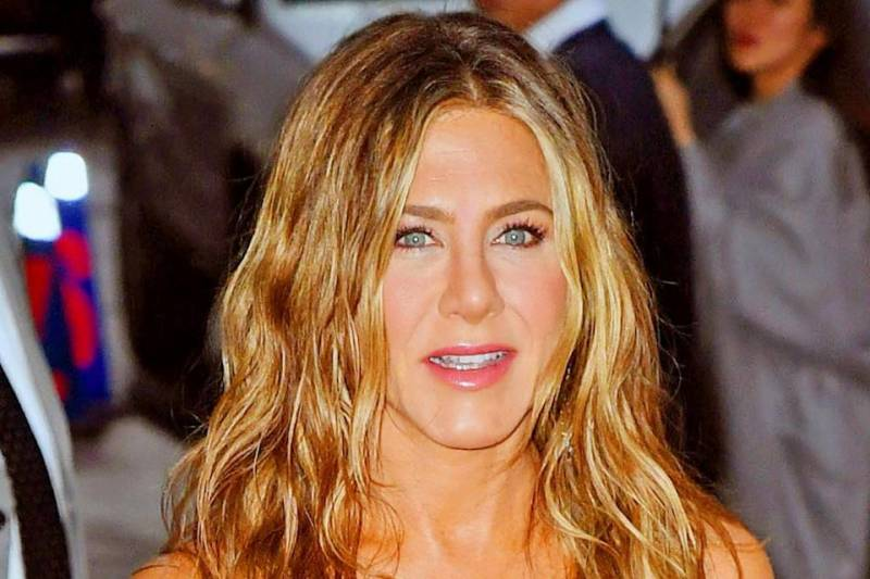 Jennifer Aniston overwhelmed with emotions when returned to film Friends reunion