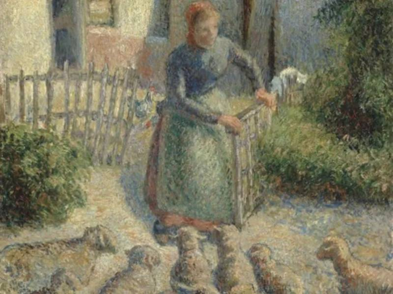 French heiress renounces claim to Nazi-looted Pissarro