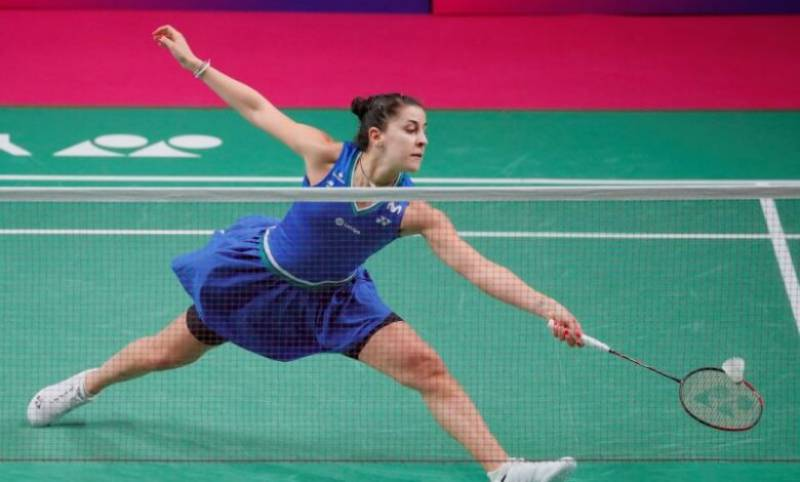 Olympic badminton champion Marin to miss Tokyo Games