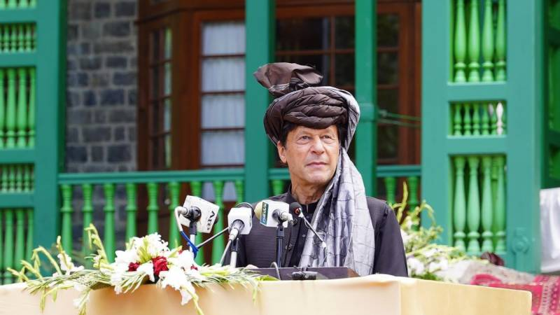 Professionalism of Pak Armed Forces has made country's defence impregnable: PM Khan