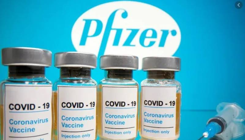 Govt decides to give Pfizer shots to intending Hajis on priority basis