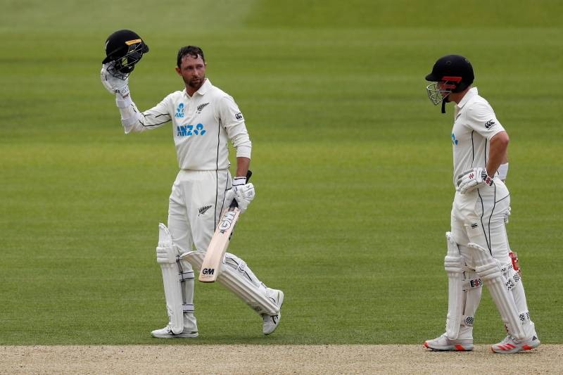 Hundred hero Conway puts New Zealand on top against England