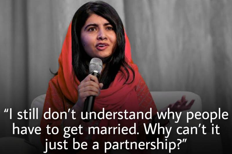 Malala ditches Nikkah, prefers 'partner' in life without signing papers