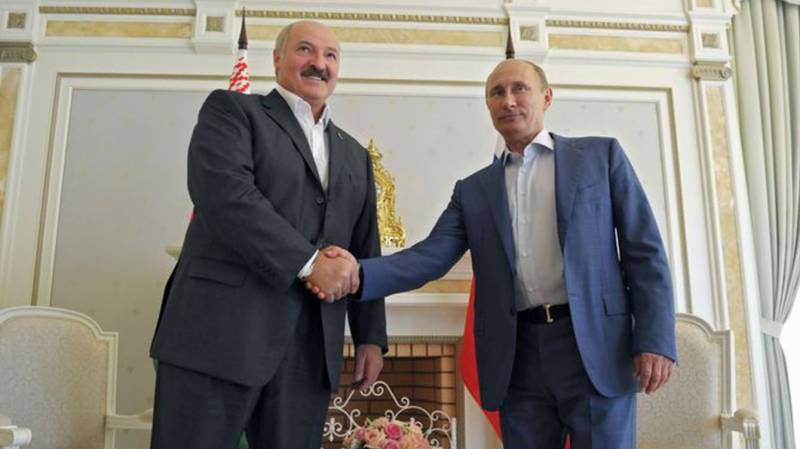 Russia, Belarus security chiefs agree to counter West