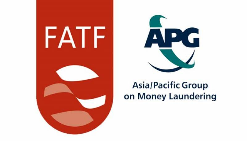 APG Money Laundering recognize Pakistan's efforts to implement FATF recommendations