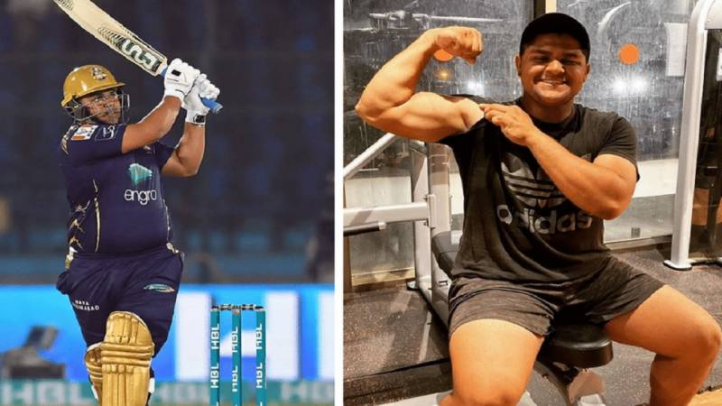 Azam, Pakistan's biggest loser, sheds 30 kilos to earn cricket call-up