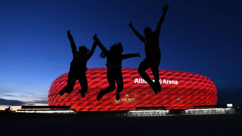Bavaria allows 14,000 to attend Euro 2020 matches in Munich