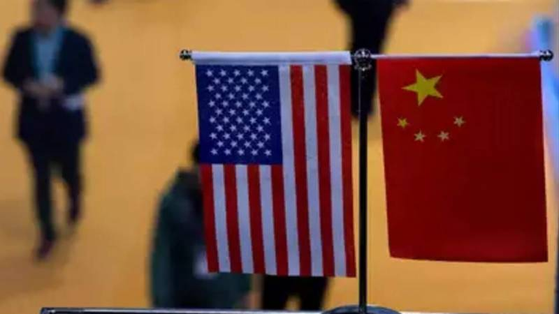 China rebukes Biden for 'suppressing' Chinese firms with list