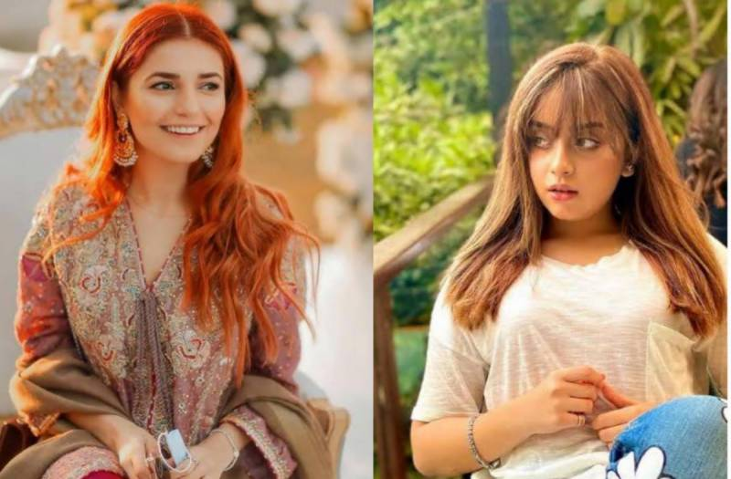 Momina Mustehsan supports Alizeh Shah's bold stance