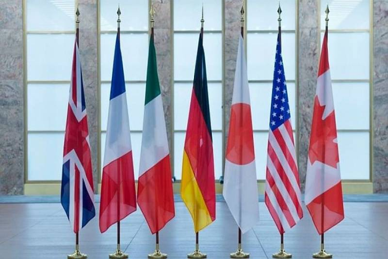 G7 health chiefs to bolster joint efforts to combat future threats