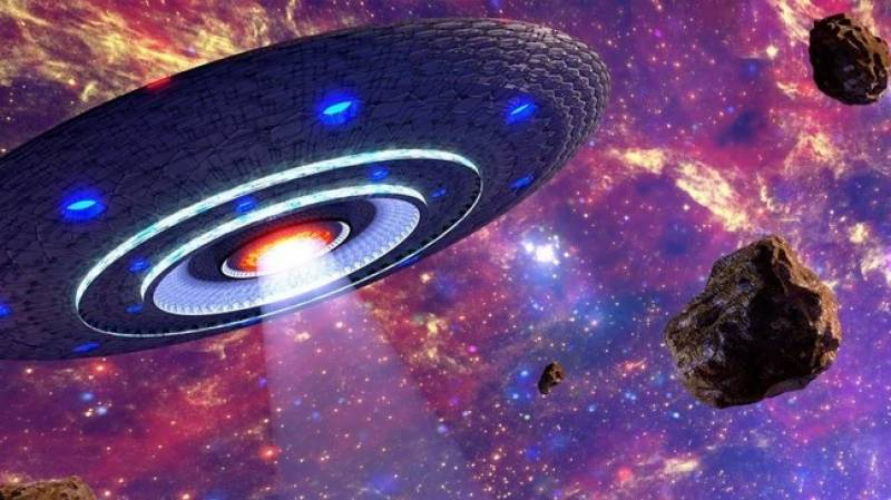 No evidence mystery UFOs are alien spacecraft