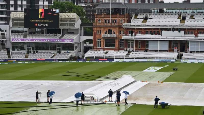 Rain frustrates England and New Zealand as third day of 1st Test washed out