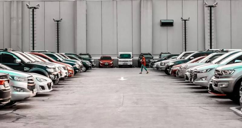 Car parking space sells for $1.3m in Hong Kong