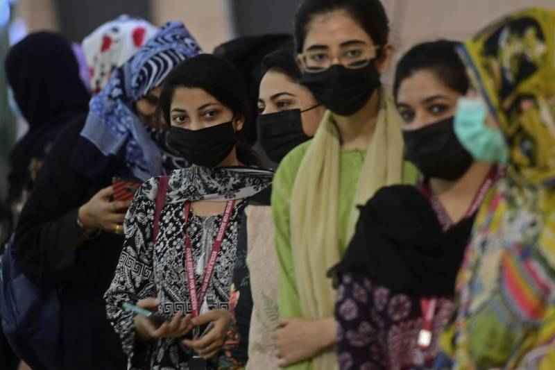 Pakistan records 83 more coronavirus deaths, 1,893 infections in a day