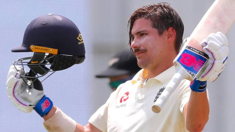 Burns ton frustrates New Zealand after Southee strikes in 1st Test