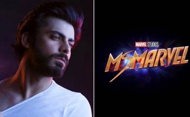 Fawad Khan to star in Disney's Ms Marvel