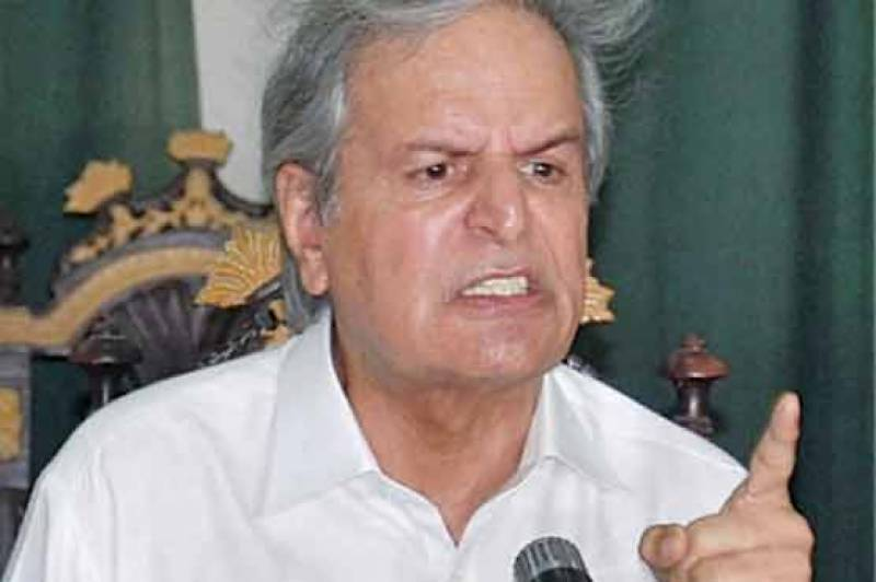 FBR withdraws Rs5.02m from bank account of Javed Hashmi's daughter
