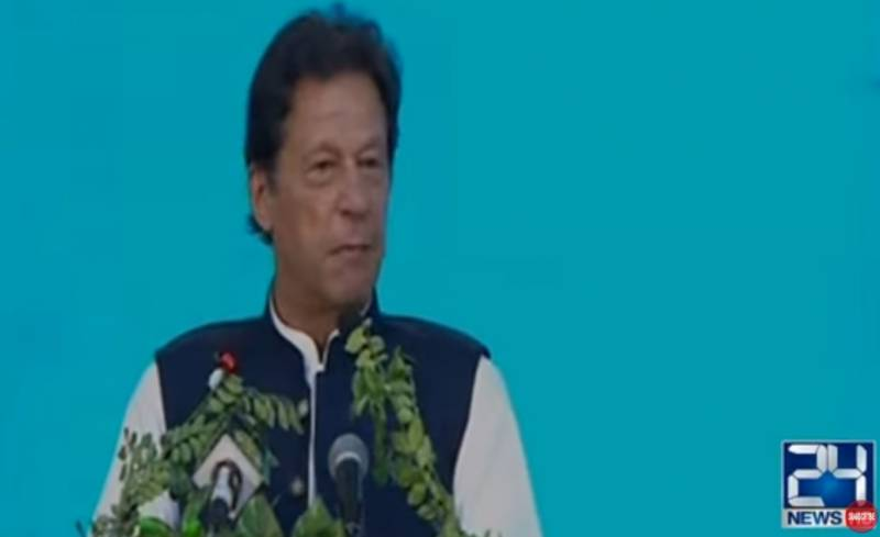 Imran urges world to increase tree-cover, protect ecosystem, save environment