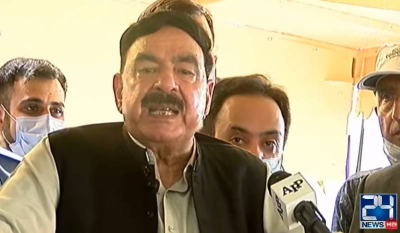 Sheikh Rashid dubs Opposition as 'incompetent, weak, useless'