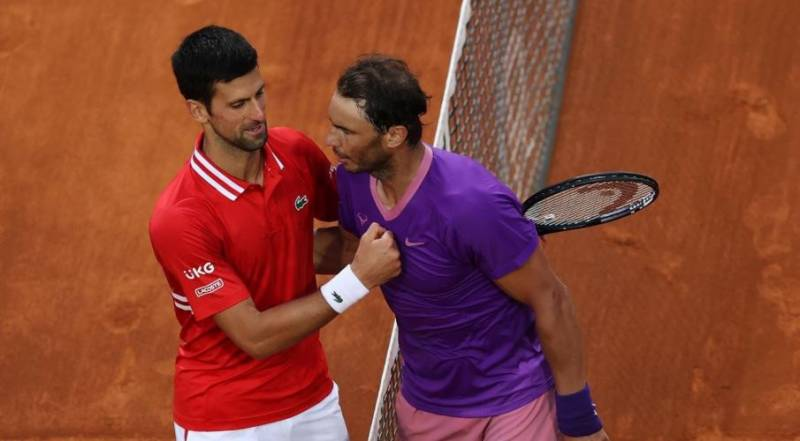 Djokovic, Nadal take on tomorrow's world after Federer exit