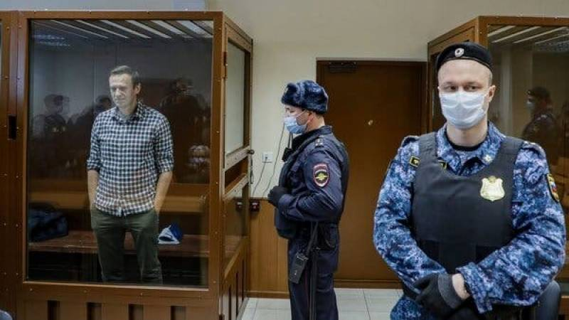 Navalny transferred to prison after hunger strike: allies