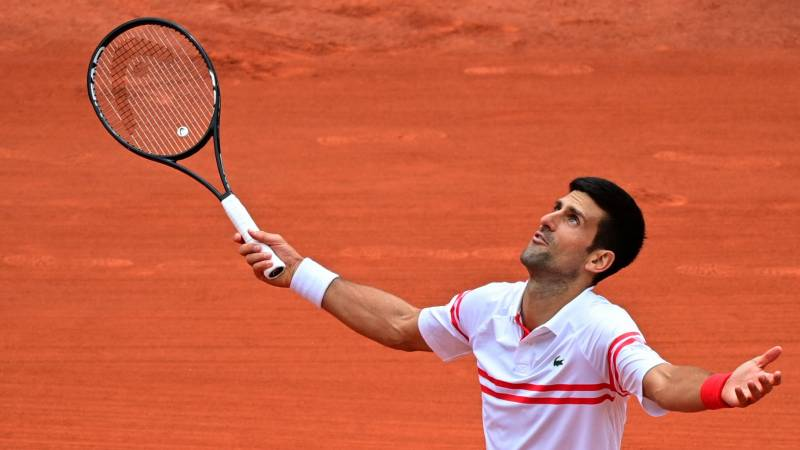 Musetti 'here to stay' after giving Djokovic French Open jolt
