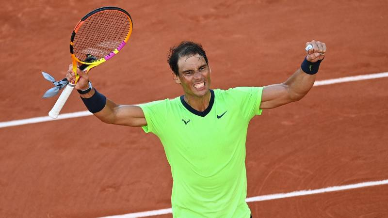 Nadal into 15th French Open quarter-final