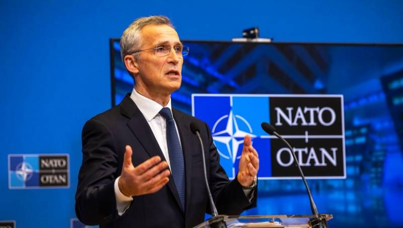 NATO chief warns of 'new dangers' from Russia-China ties