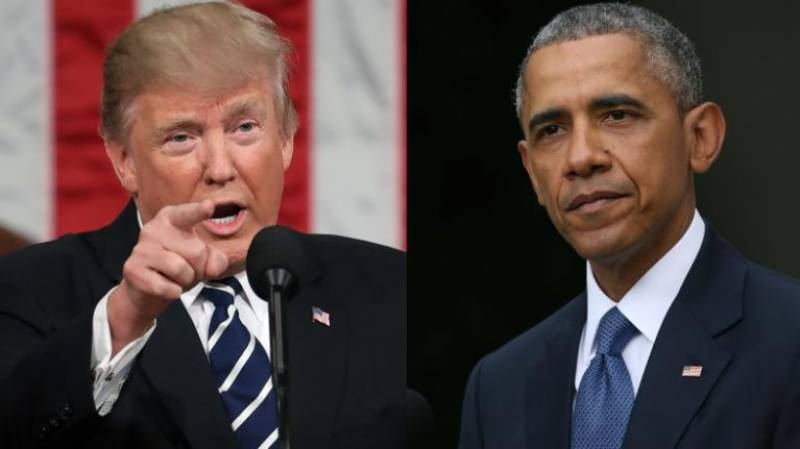 Republican fealty to Trump election lie threatens US democracy: Obama